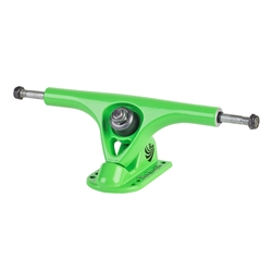 Paris V2 180mm 50 Degree Skateboard Trucks Green - January Clearance Sale NOW!