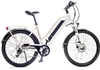 Surface 604 Rook 500W Step Thru Electric Bike White 2020 - We are open, restocked and ready - shop in-store and online safely today!