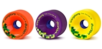 Orangatang Durian 75mm Longboard Skateboard Wheels - Order NOW in time for Holidays!