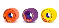 Orangatang Fat Free 65mm Skateboard Longboard Wheels - Order NOW in time for Holidays!