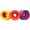 Orangatang Keanu 66mm Longboard Skateboard Wheels - Valentine's Sale Going On NOW!