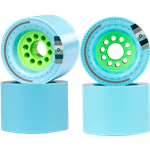 Orangatang Kegal 80mm Longboard Skateboard Wheels Blue - Early Fall Sale
