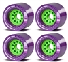 Orangatang Kegal 80mm Longboard Skateboard Wheels Purple - Valentine's Sale Going On NOW!