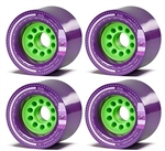 Orangatang Kegal 80mm Longboard Skateboard Wheels Purple - Order NOW in time for Holidays!