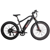 CIVI Predator Fat Tire 500W Electric Bike Matte Black - We have a huge sale going on NOW!